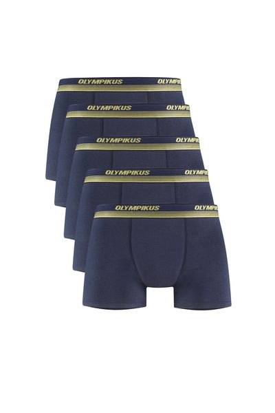 kit-5-cueca-boxer-olympikus-sem-costura-confeccionada-algodao-X01-azul-marinho-KITQE5319MEX01