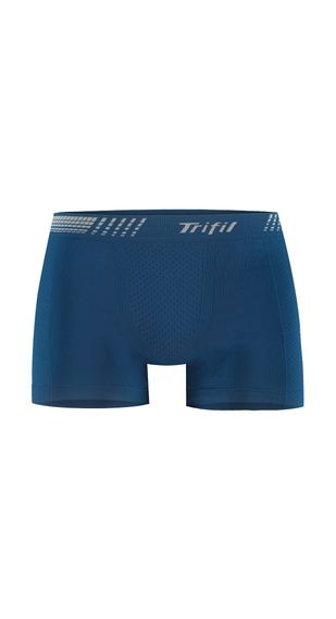 0cca670d8 Azul Azul. shopfacil. Cueca Boxer Trifil